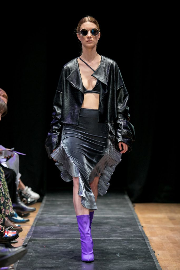 Aleksandra Kustra - polska moda