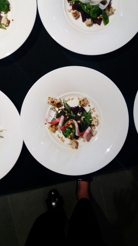 Co laczy mode ijedzenie - warsztaty kulinarne