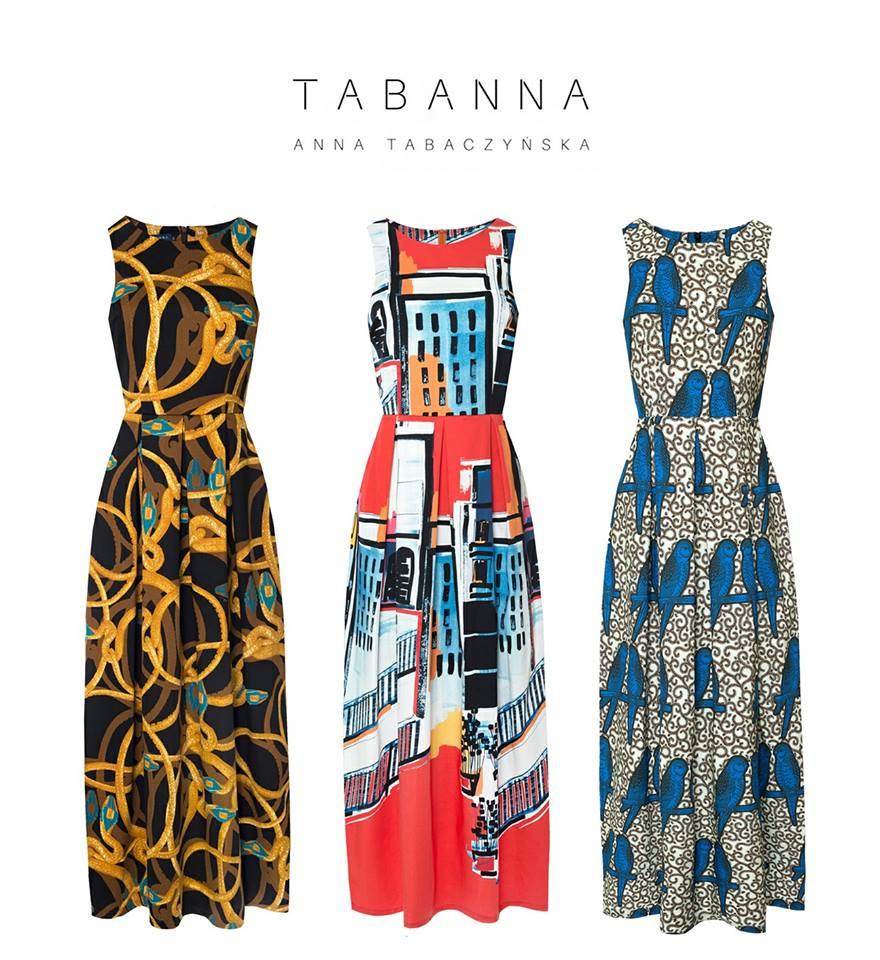 Sukienki Tabanna