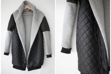 pikowana kurtka Boom Bloom wFu-Ku Concept Store