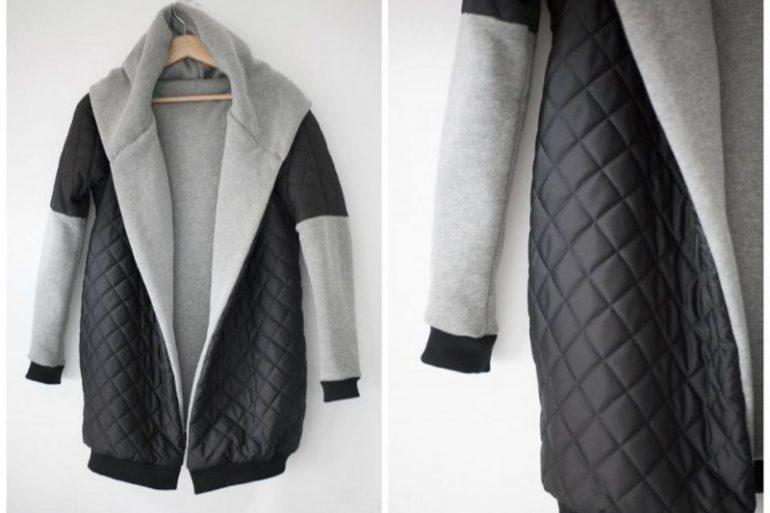pikowana kurtka Boom Bloom w Fu-Ku Concept Store