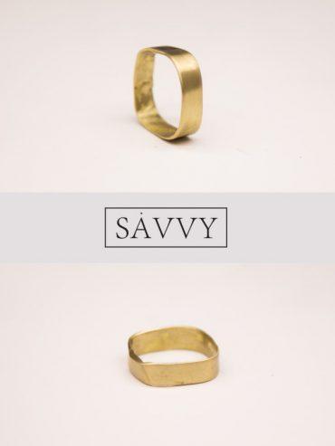 Pierścionki Savvy w Fu-Ku Concept Store