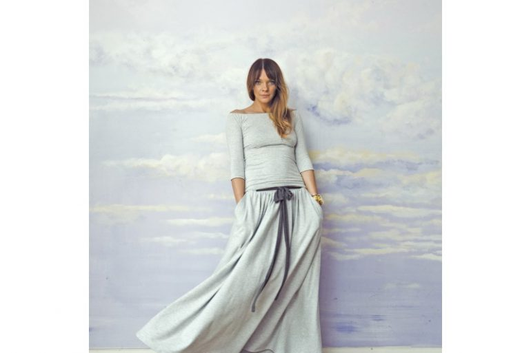 Fu-ku Concept Store spódnica baldresówka maxi