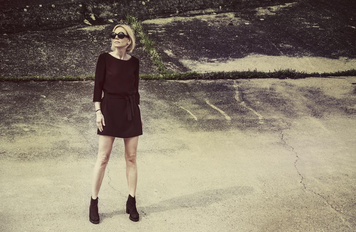 sukienka arna black