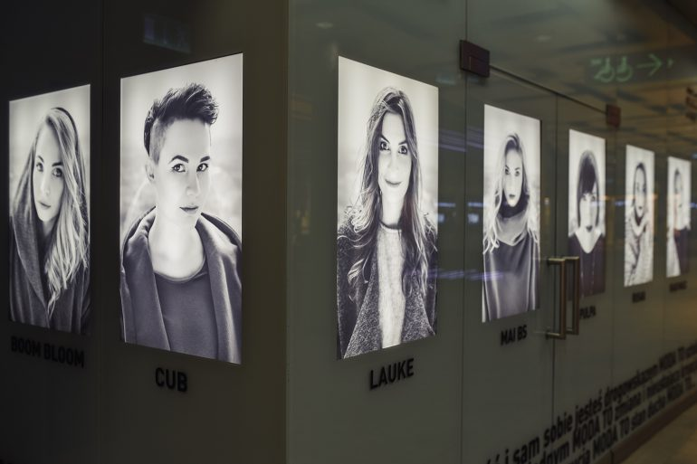 witryna Fu-Ku Concept Store