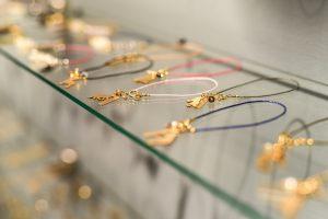 Wyprzedaż wFu-Ku biżuteria złote zawieszki Animal Kingdom