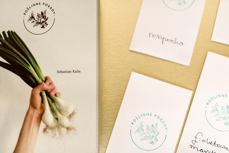 Roslinne Porady Warzywa toleksykon warzyw autorstwa Sebastiana Kulisa.