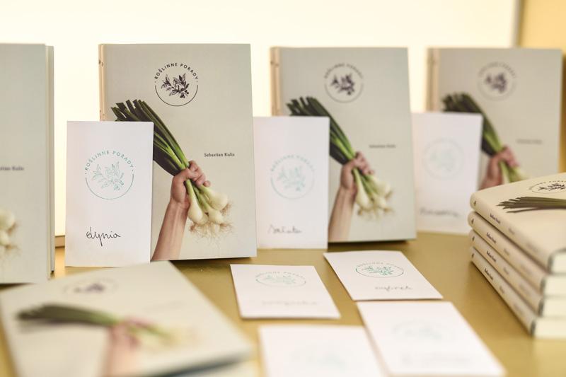 Roślinne Porady Warzywa, książka Sebastiana Kulisa toprzewodnik powarzywach iich uprawie.