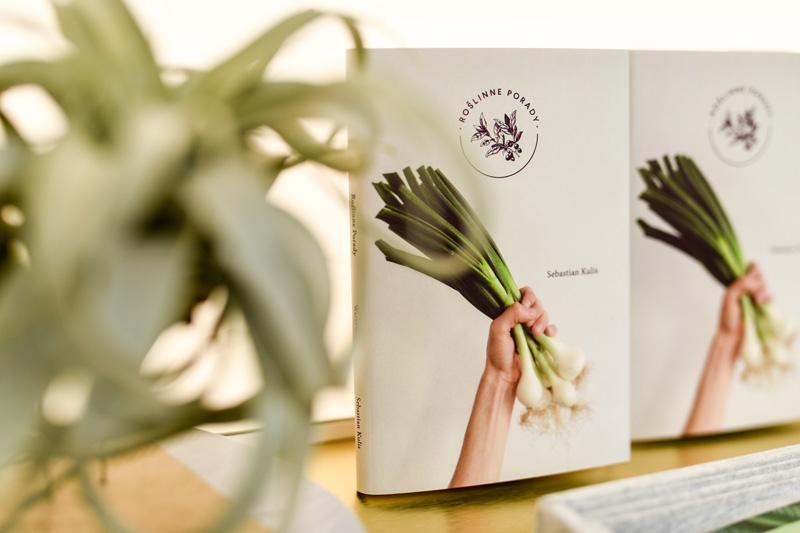 Roślinne Porady Warzywa, toksiążka wktórejSebastian Kulis opowiada owarzywach.