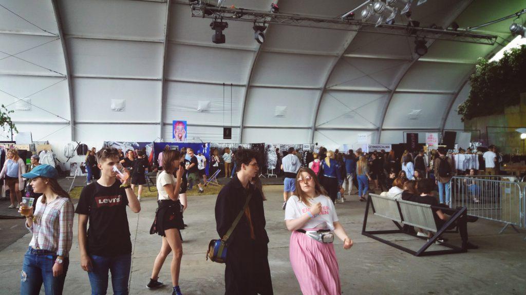 Moda Open'er tonietylkoludzie, aleteż strefa mody podczas Open'er Festival.