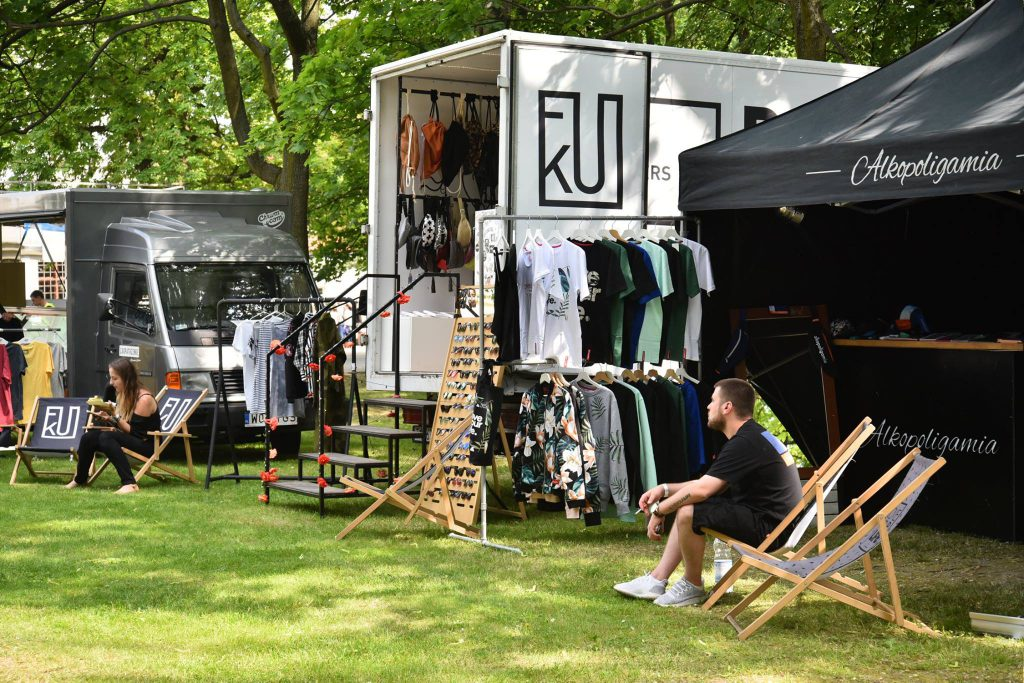 Fu-Ku Fashion Truck naCo Jest Grane 24 Festival