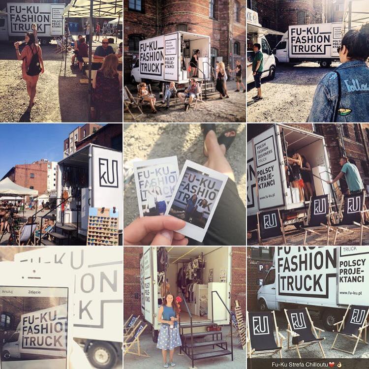 Fu-Ku Fashion Truck nawydarzeniach | prezent naurodziny