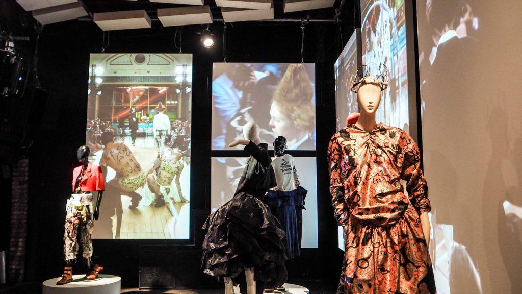 Wystawa Vivienne Westwood naberlińskim Bread & Butter.