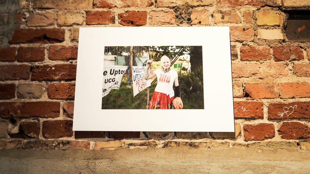 Vivienne Westwood nazdjęciu.