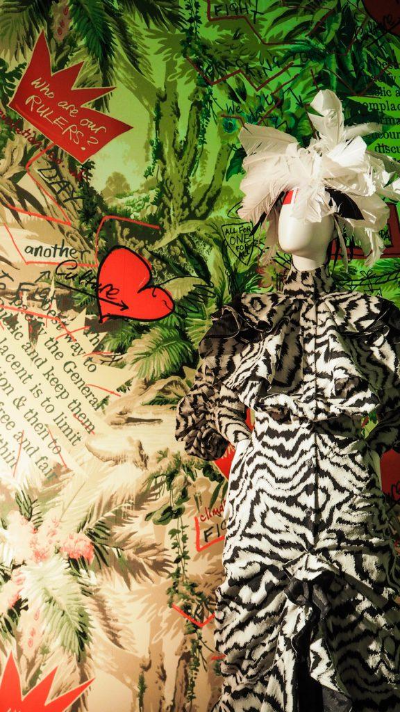 Rewolucja Vivienne Westwood wświatowej modzie.