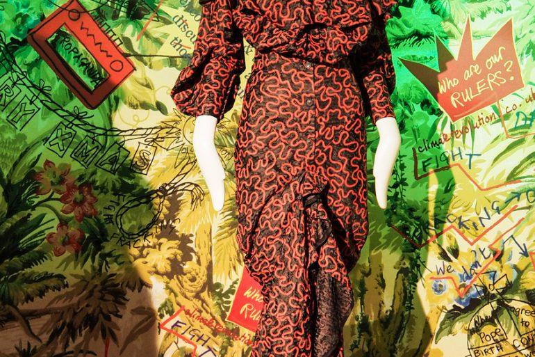 Wystawa Vivienne Westwood na Bread & Butter by Zalando.