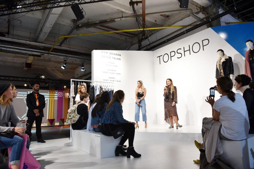 Topshop Personal Shopper Style Talks - Bread & Butter byZalando 2017