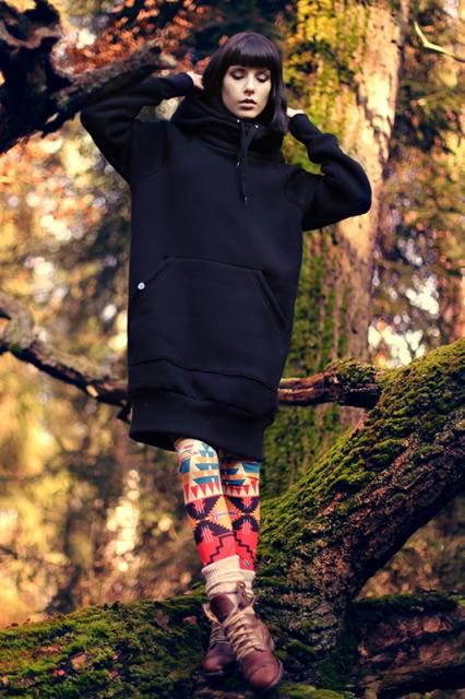 Deep Trip Luzak: ładni ludzie ubierają się naczarno