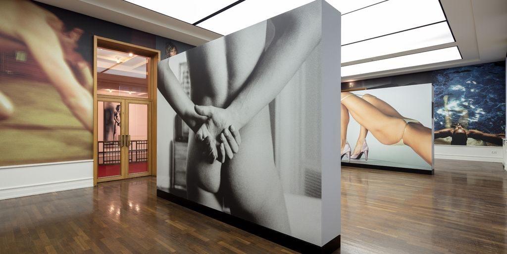 Wystawa Mario Testino wBerlinie