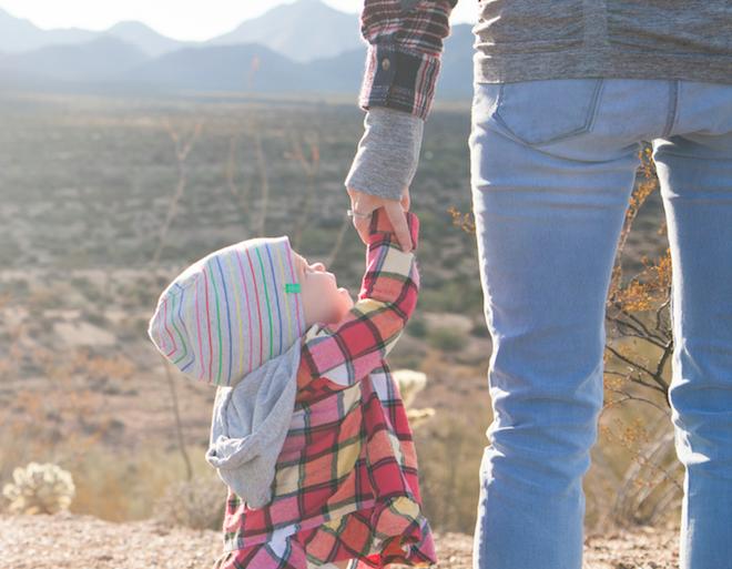 Dobry gust mamy w genach: po rodzicach.