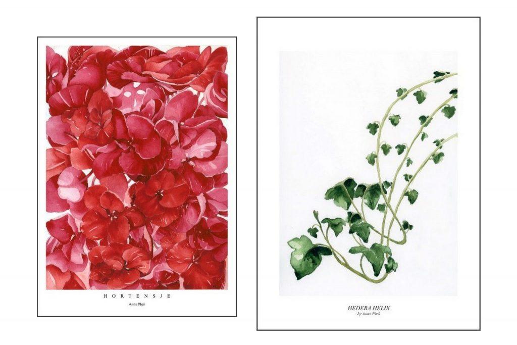 Targi Slow Weekend - ilustracje iobrazy