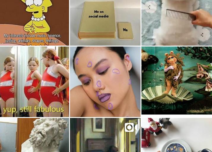 Inspirujące magazyny - instagram - Fu-Ku Radar