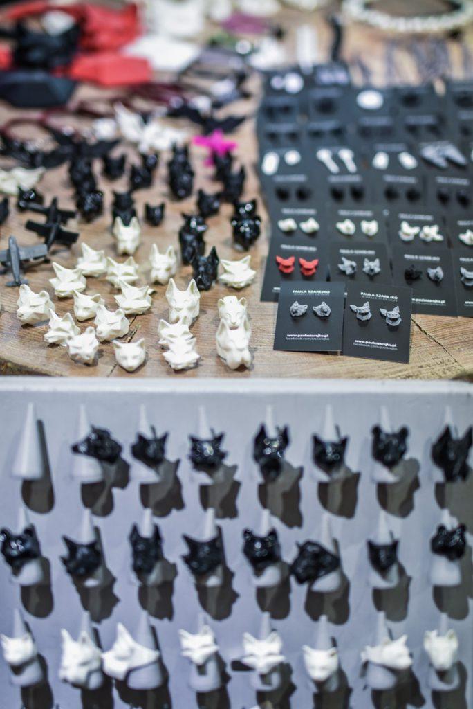 Paula Szarejko -biżuteria zdrukarki 3D