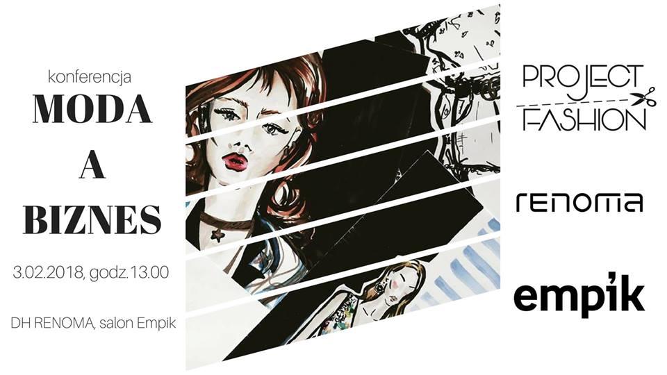 konferencja moda abiznes - project fashion