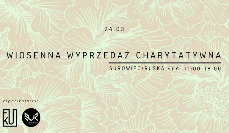 Wiosenna Wyprzedaż Charytatywna
