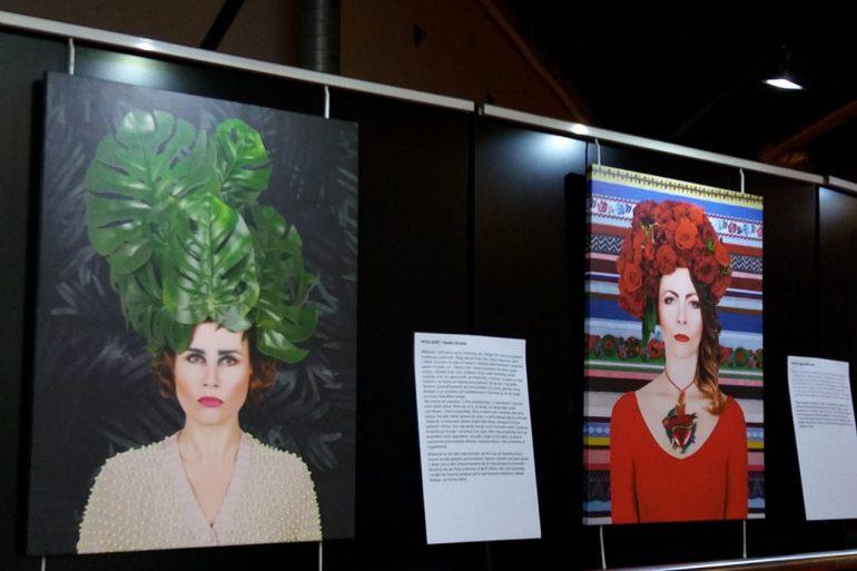 #jaFrida - wystawa inspirowana Fridą Kahlo