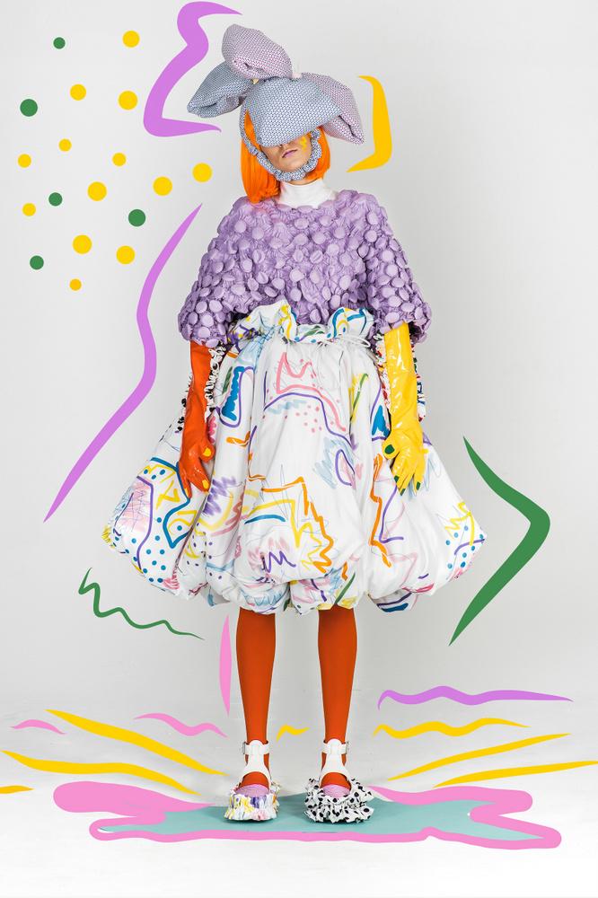 Kolorowa kolecja Mindless naCracow Fashion Awards
