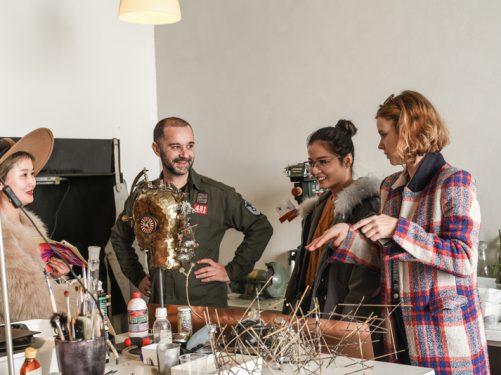 FashionDeli Experience - spotkania z projektantami