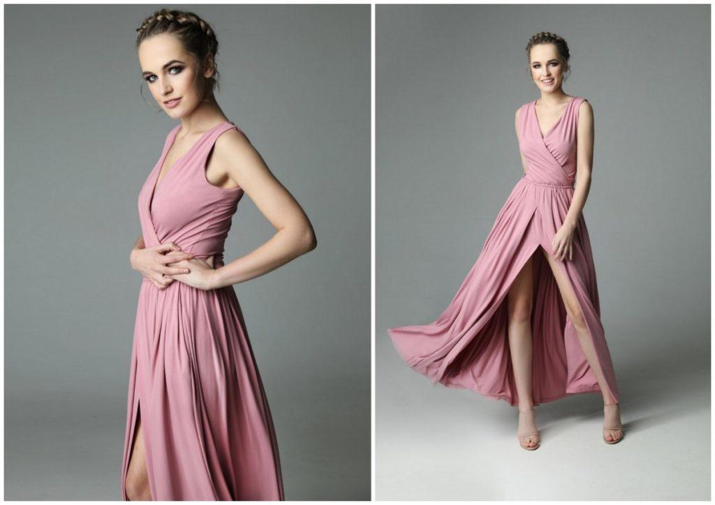 Minimalistyczne sukienki nawesele