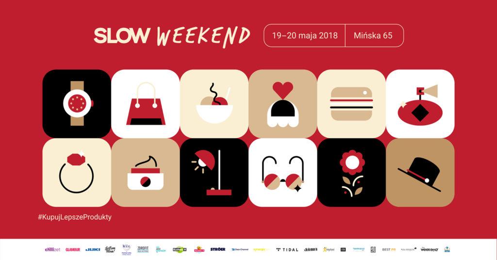 9. edycja slow weekend wWarszawie