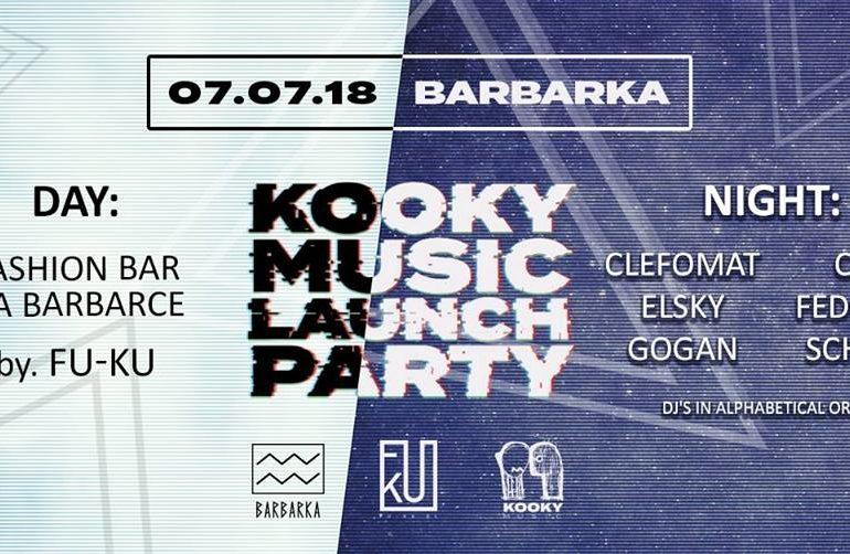 Fu-Ku Fashion Bar Kooky Music
