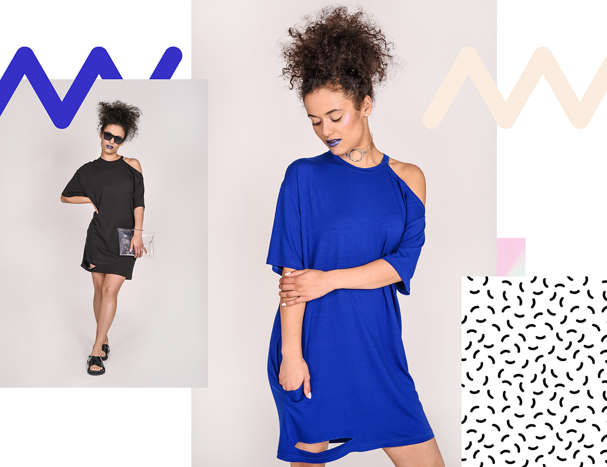 Sukienki CUB wstylu streetwear