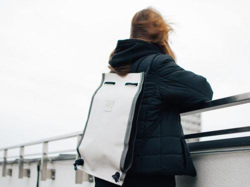 Wodoodporne plecaki zpapieru Jadczyk