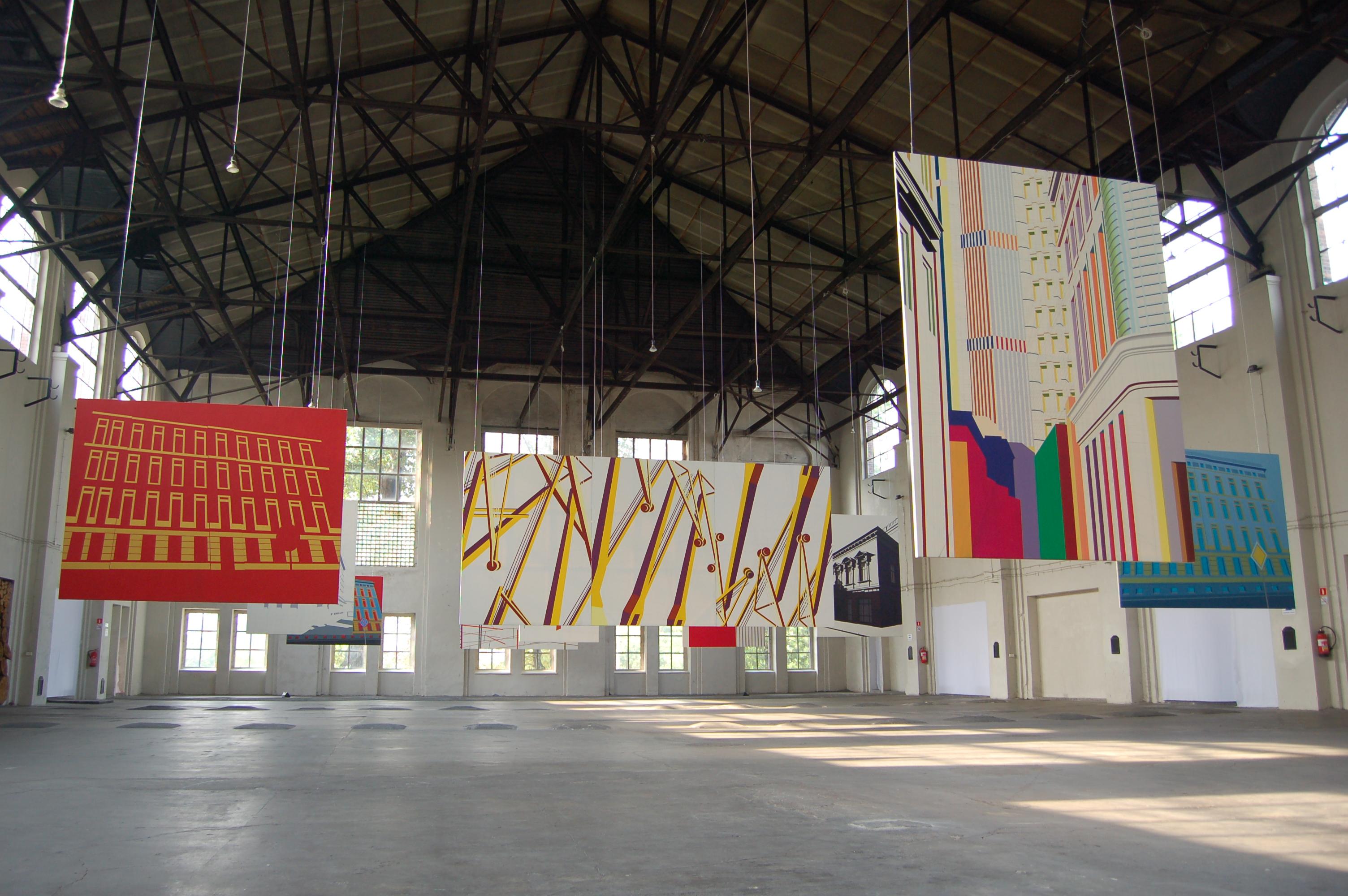 Nikiszowiec Galeria Szyb Wilson