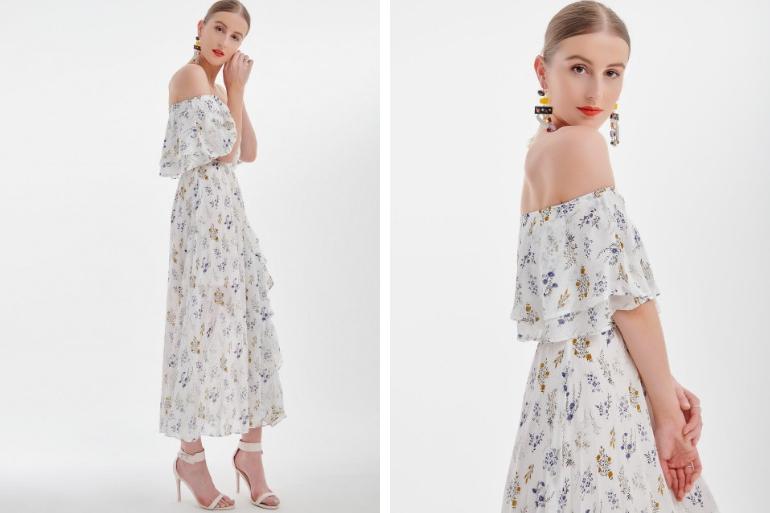 sukienka nawesele MissLondoner