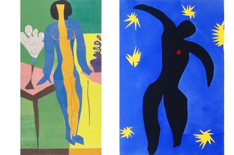 Kolaż ijego prekursorzy Henri Matisse
