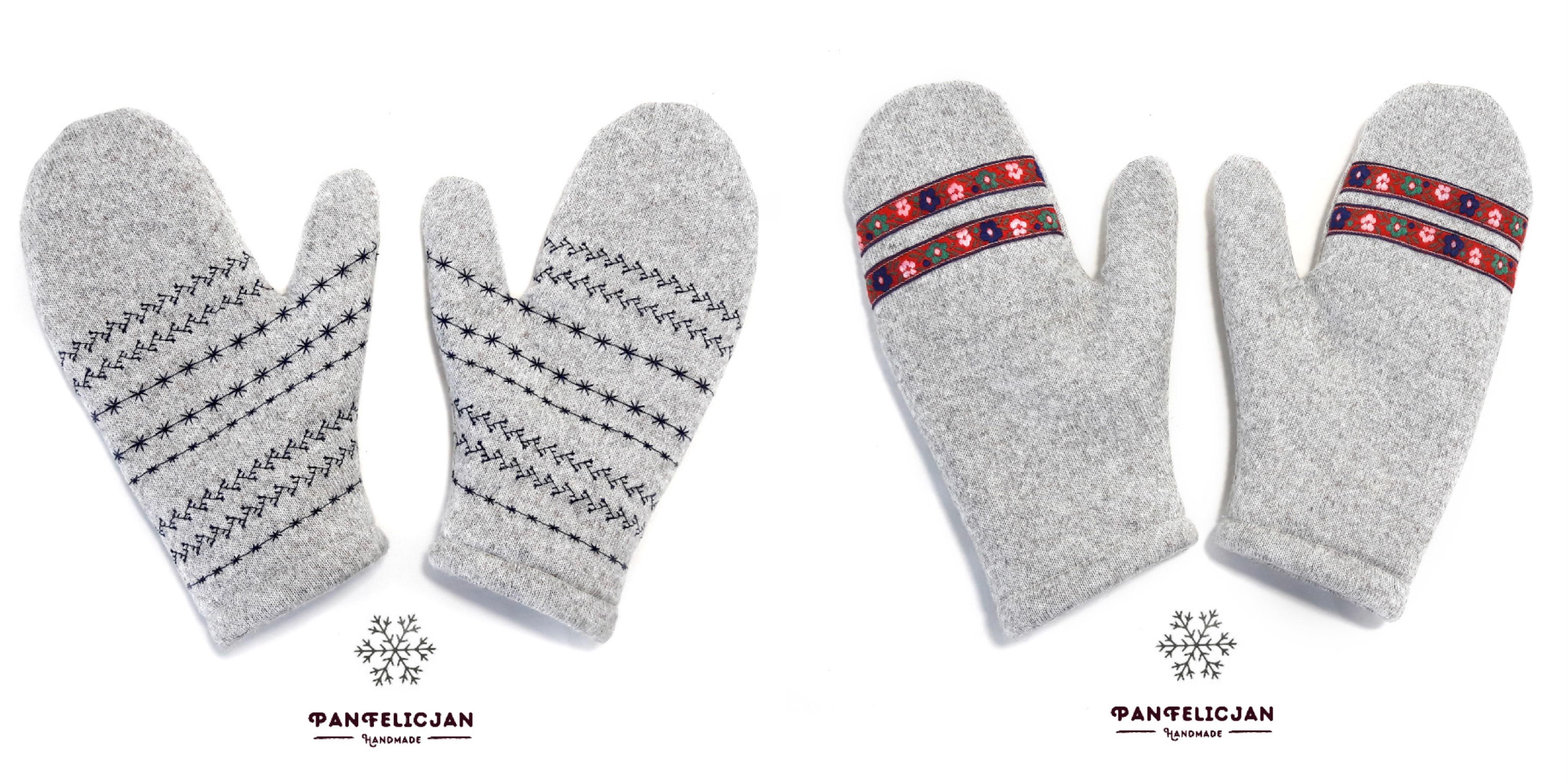 Rękawiczki Pan Felicjan