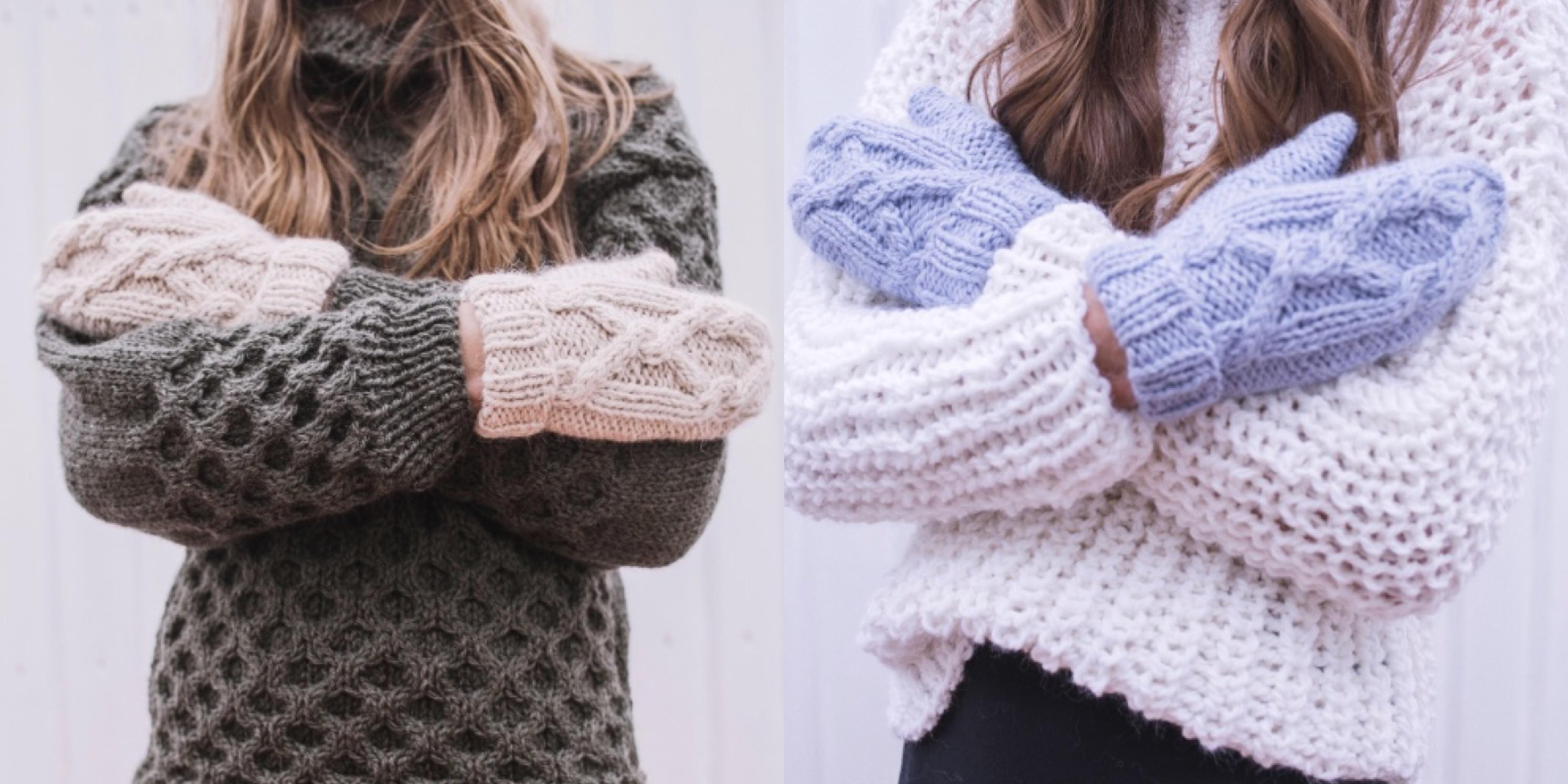 Rękawiczki finke handmade