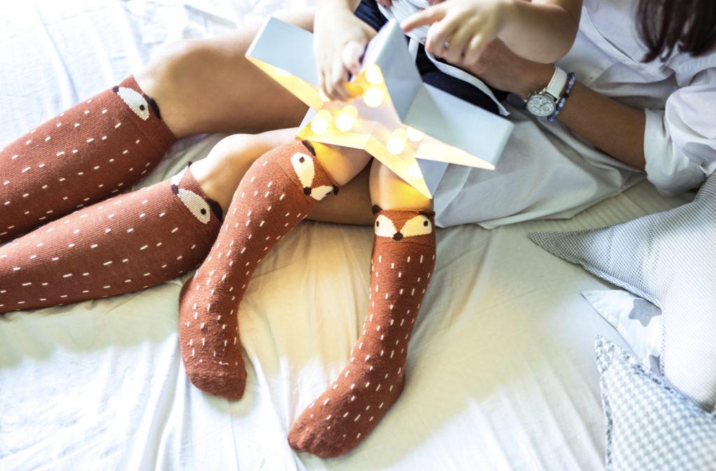 Ubrania dla mamy idziecka Mama's feet