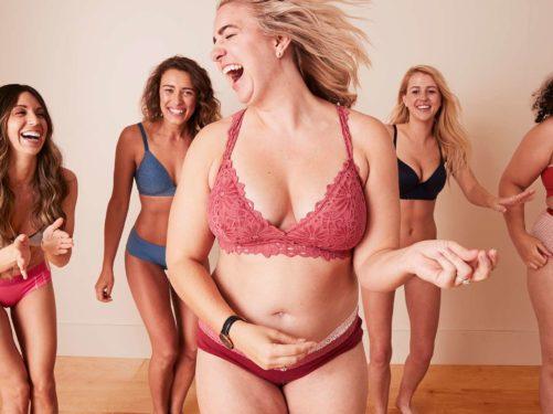Body Positivity w markach bieliźnianych - Areal