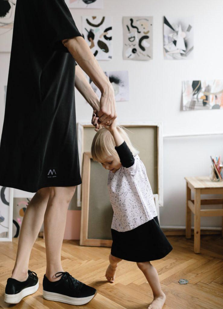 Ubrania dla mamy i dziecka Pulpa