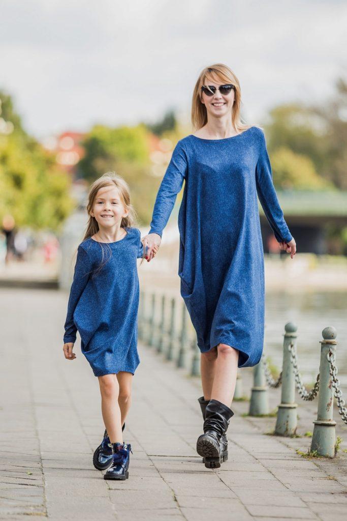 Ubrania dla mamy i dziecka Look made with love