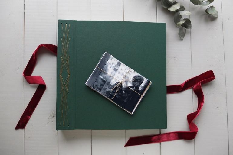 Ręcznie robione albumy nazdjęcia Papierowe Sztuki