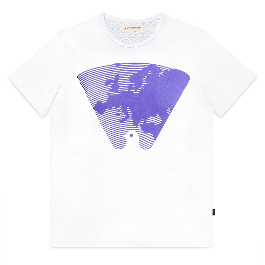 Koszulki męskie od polskich projektantów Pan tu nie stał