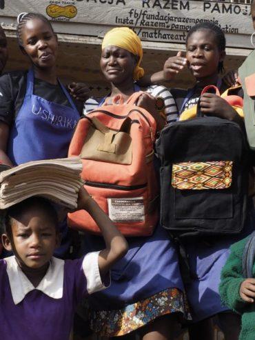Jak moda może odmienić świat? Cooperative Spółdzielnia Ushirika Alicja Wysocka