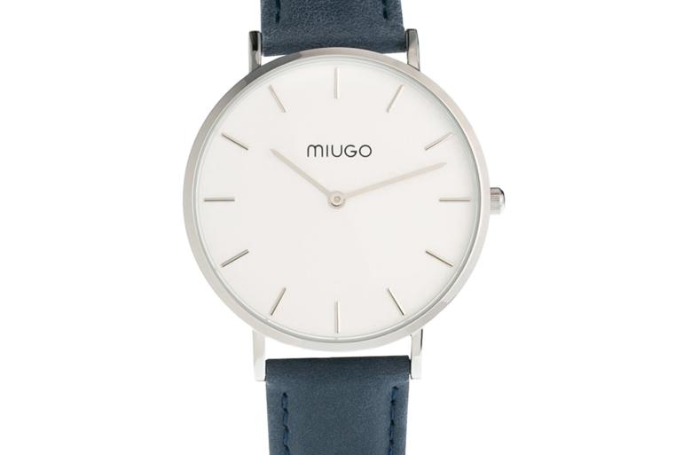 Designerskie zegarki MIUGO